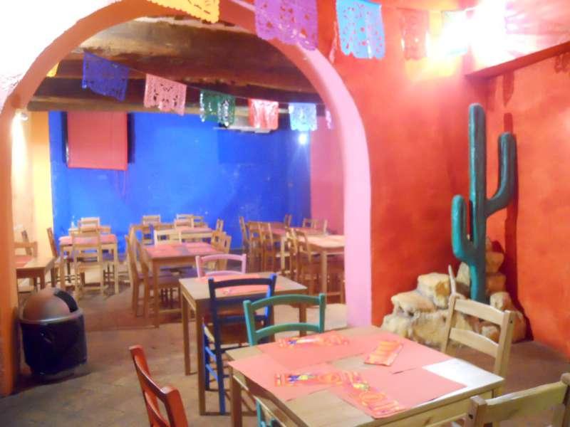 La finestra di stefania el gringo locale messicano a for Arredamento messicano