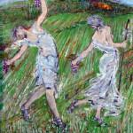 danza sotto querceto di Chris Figué