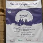 Biennale Enogastronomica Fiorentina 2012