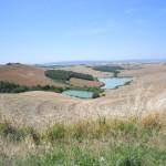 laghi delle crete