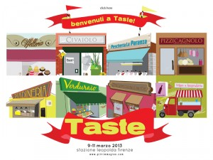 TASTE Firenze 9-11 marzo 2013