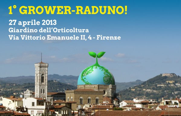 La Finestra Di Stefania Raduno Grow The Planet La