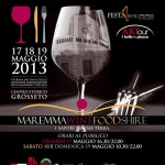 Maremma Wine Food Shire programma 2013