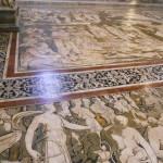 Pavimento, Duomo, Siena, Istrice, Arezzo, Contrada, Piatti città 211
