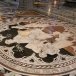 Pavimento, Duomo, Siena, Istrice, Arezzo, Contrada, Piatti città 229