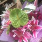 anturium-verde-lilium-rosa-meraviglioso-bouquet-sposa