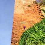 mura del santuario di Cigoli