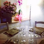 ristorante romantico per anniversario