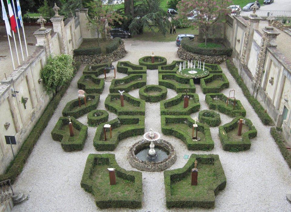 la finestra di stefania giardini storici della provincia di ... - Piccolo Giardino Allitaliana