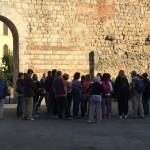 quanta gente c'è a Siena Francigena?