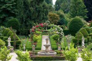 ville venete, giardino villa pisani