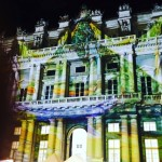 il video mapping di Genova
