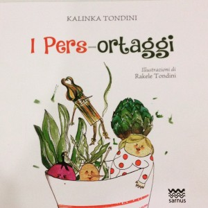 libro i persortaggi di Kalinka Tondini e Rakele Tondini