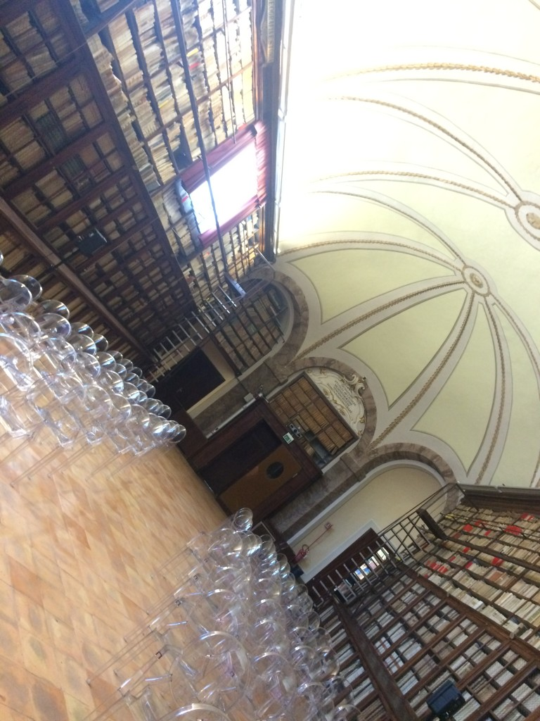biblioteca degli intronati di Siena
