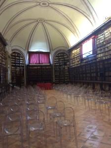 biblioteche sove studiare