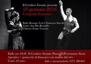 corso di flamenco a Siena