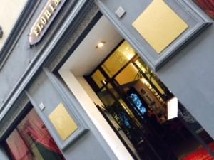 il ristorante del caffè Florian a Firenze