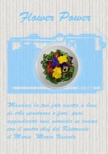 quali i sono i fiori da mangiare