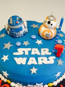 Torta di compleanno per bambino di sette anni idee 7