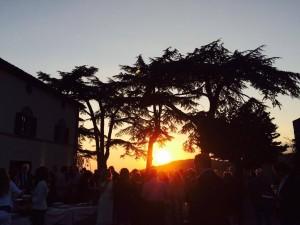 la festa d'estate di Bindi Sergardi a Mocenni