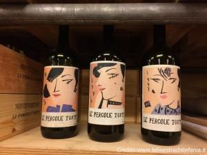 etichette vino Pergole Torte