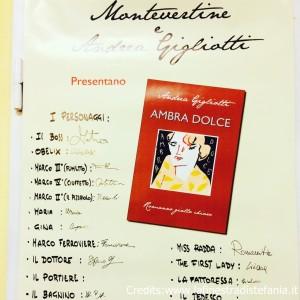nomi e cognomi del libro Ambra Dolce di Montevertine