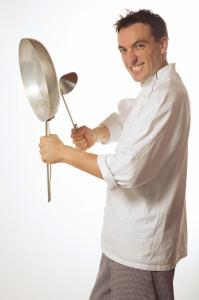 chef osteria di Passignano