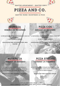 come abbinare le pizze gourmet