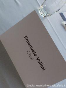 Emnuele Vallini ristorante Il Giardino