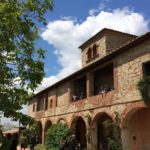 Podernovi il casale sede di slow flowers, Podernovi is the home of slow flowers