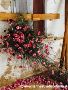 esplosione di fiori e colori,