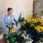 idee per bouquet e composizioni di fiori, Ideas for bouquets and flower arrangements