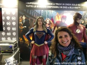 DC comics al Lucca Comics, Super Girl