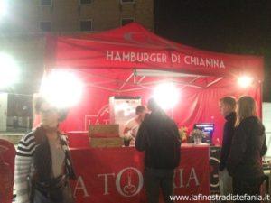 gli hamburger de La Toraia a Venezia