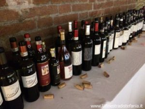 vini fatti con il vitigno Sangiovese