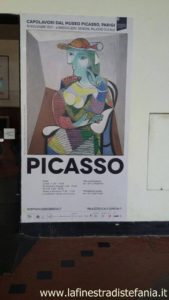 La mostra di Picasso a Palazzo Ducale, Exhibition of paintings by Picasso in Genoa
