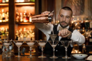 la mixology del four seasons di Firenze
