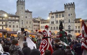 cosa fare ad Arezzo per le vacanze di Natale, what to do in Arezzo for Christmas holidays