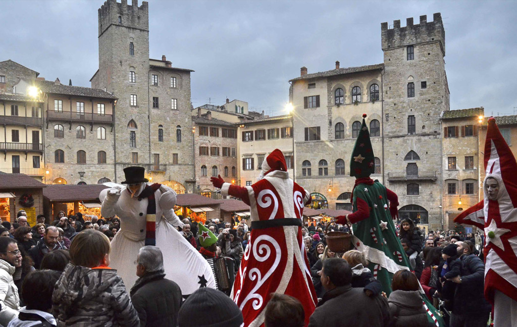 cosa fare ad Arezzo per le vacanze di Natale, what to do in Arezzo for Christmas holidays