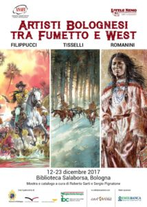 Fumetto e West in mostra a Bologna