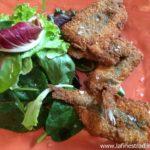 ricetta delle sarde fritte