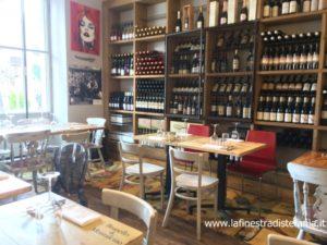 Il Dek a Prato, ristorante di Francesco Secci