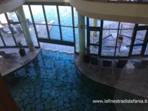 Atlantic Terme Hotel with thermal swimming pool in Abano Terme