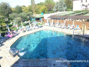 piscina termale in Veneto, Terme Euganee