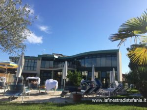 Spa ad Abano Terme, hotel with spa, Hotel mit Spa