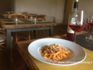 Dove portare a mangiar un gruppo di turisti nel Chianti, Casa del Chianti Classico, Where to take a group of tourists to eat in Chianti