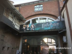La mostra di Harry Potter a Milano