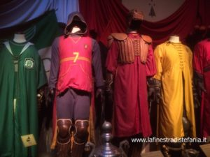 costumi da quidditch Harry Potter, Quidditch costumes