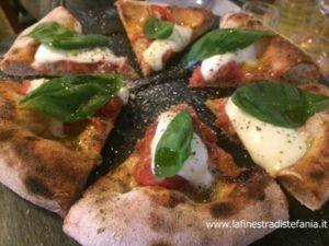 la migliore pizza Margherita d'Italia