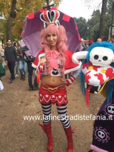 Raduno Cosplay Lucca, Cosplay Rally